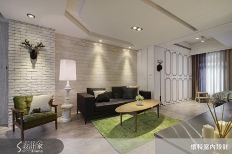 給你驚艷的好牆設計!