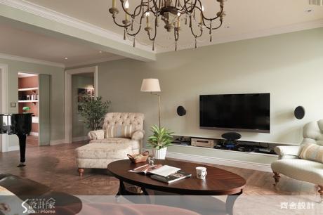 五種經典美式風格家具搭配