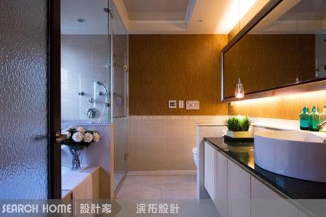 夢想中的乾濕分離衛浴!大豪宅或小坪數都該完美擁有