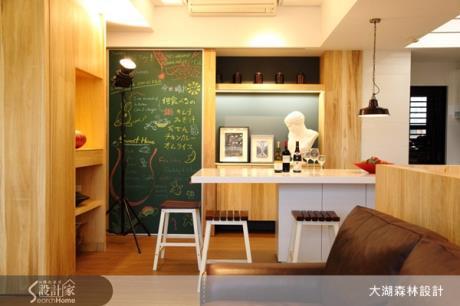 善用木材質,享用美味好放鬆,療癒系餐廳x6