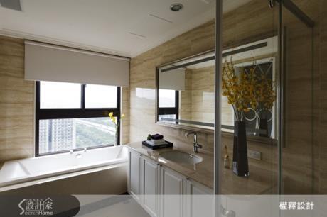 好想在這裡洗澡!10招輕鬆打造飯店級質感衛浴
