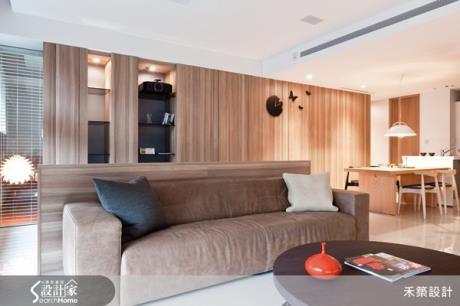 清透、明亮、無壓!10款療癒系客廳設計
