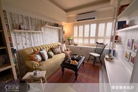 我家客廳好有型,不同居家風格的客廳