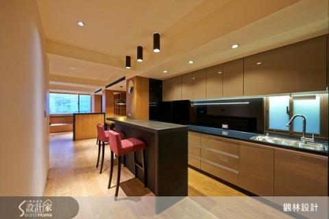 聰明打造吧檯設計,餐廚空間也能好時尚!
