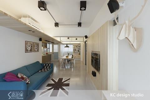 從客廳看見家的幸福表情,尋訪住宅的美好確幸
