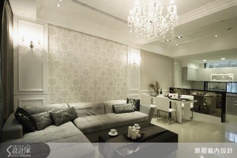 9款 獨具風格的美感客廳
