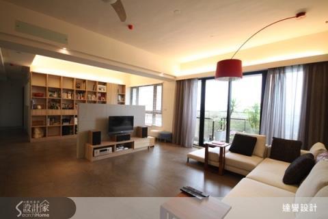 家的靈魂—客廳! 8款溫馨舒適的客廳設計