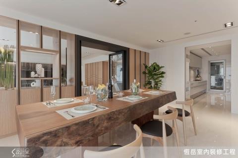 異材質混搭!創造超質感的現代居家宅