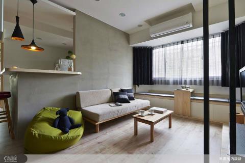 回家就想賴在這~ 10 款舒適、慵懶的完美臥榻設計!