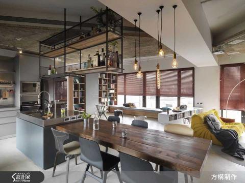 夏日小酌超有情調! 5 款餐酒吧檯設計 打造你的私人小酒吧!
