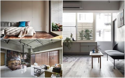 客廳地板該選木質還是磁磚? 10 款案例給你靈感!