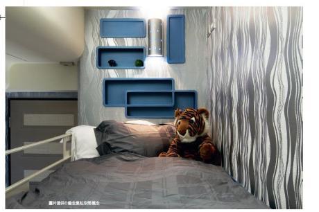 適合1至15歲的兒童房設計