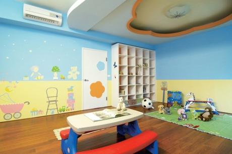 幫孩子規劃安全的遊戲空間