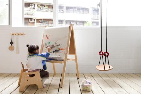 孩子可以參與的設計,才是好「家」在的設計!