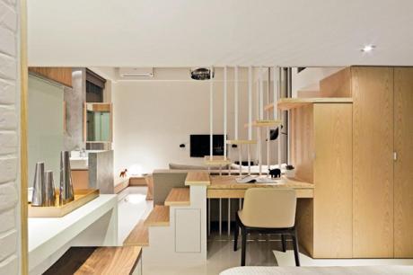 衛浴、窗台、和室與樓梯