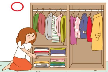衣櫥內的吊桿、層板不合用!