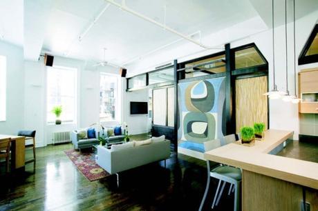學習潮流摩登 Loft 風居家 前衛與復古混合並存+經典設計