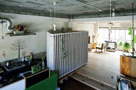 原木味入室,在日本閣樓看見Loft的情感與溫度
