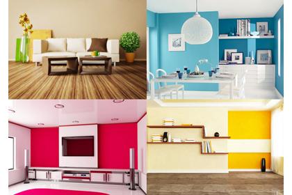 如何運用色彩讓裝潢大加分?