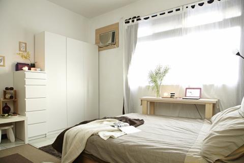 運用色彩及家具家飾為臥室換季,浪漫秋冬裡的大地氣息!