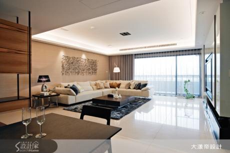 隱藏式收納打造完美時尚家居