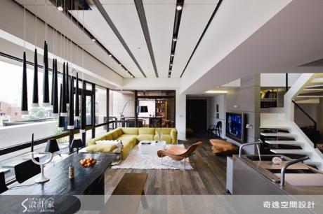 75坪潮屋!看起來就像是服裝設計師的家