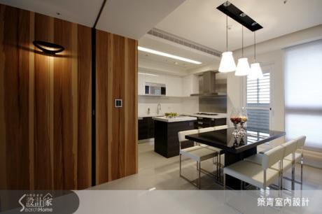 用自然素材打造簡約現代居家