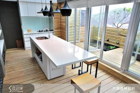 引光入室,小空間也能打造Villa級休閒風格