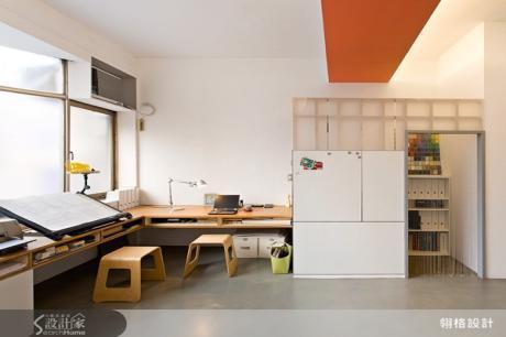 提高工作效率!明亮活潑的辦公室設計