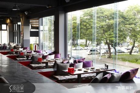 潮餐廳空間設計大解密