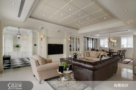 就愛好萊塢!經典美式家居設計風格