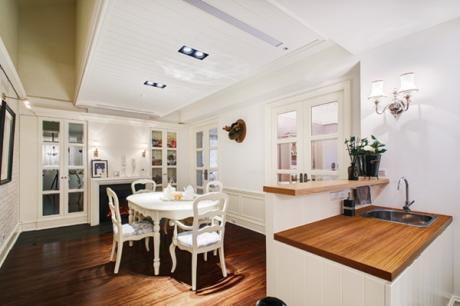綻放優雅與大器的美式新古典宅