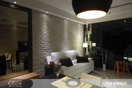 以明亮採光放大26坪居家空間感,生活更精采!