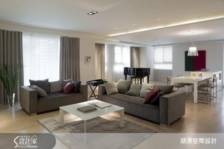 細膩氣質結合優雅藝術感,你家也可以是音樂廳!