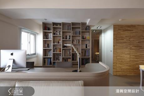 自然質樸且收納充足的現代居家