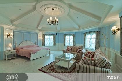 和家人一起逐夢踏實 美式古典別墅