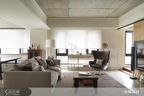 屬於我們的獨一無二的家~融合現代與古典的「美式Loft」