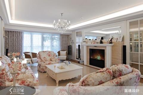 打造浪漫溫馨的「白色鄉村」古典居家