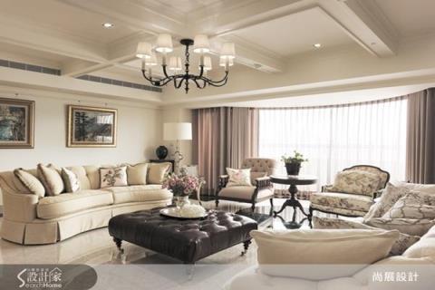 低調優雅深蘊內涵,打造「美式風格」經典大宅