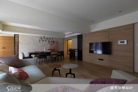 善用木素材,打造輕盈舒適的「日式休閒風」居家
