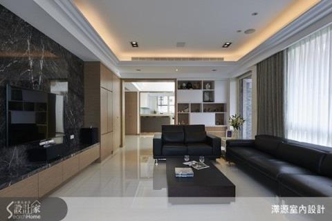 現代大宅,居家美感與實用的平衡