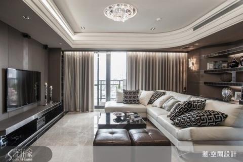 打造奢華時尚,遇見精品級的住宅新美學