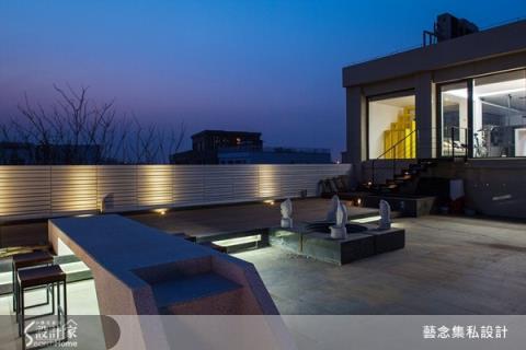 北京凝靜複層空間 兼容並蓄的現代美學
