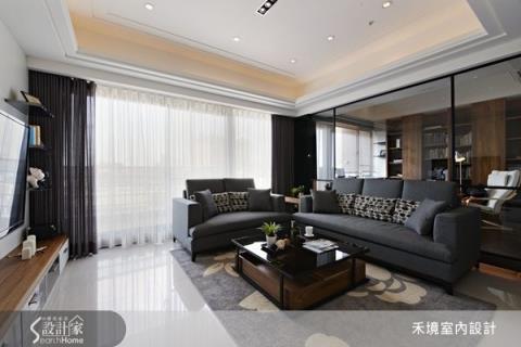 簡約寬敞的明亮住居,面面俱到的高機能現代風美宅