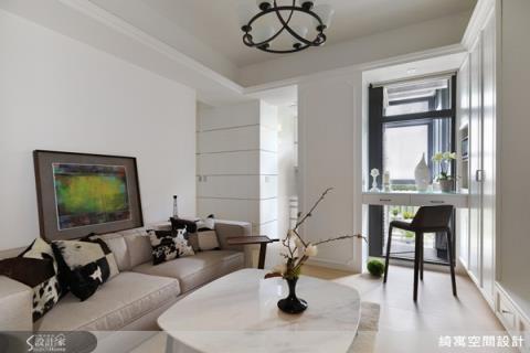 12 坪夾層小宅的美肌魔法!打造 2 房 1 廳+更衣室的超完美格局