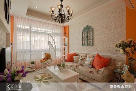 混搭設計讓家更有型,風格融合,滿足不同家族成員需求