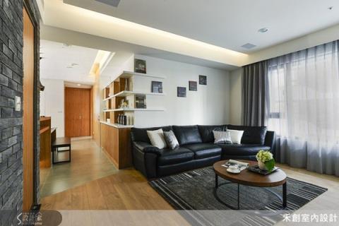 35 坪預售屋化缺點為亮點 客變療癒好宅
