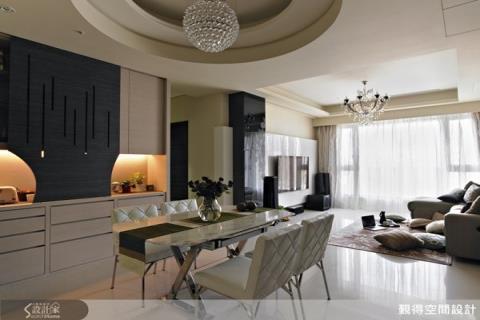 38坪打造簡約現代風美宅!還有超優質實用收納設計