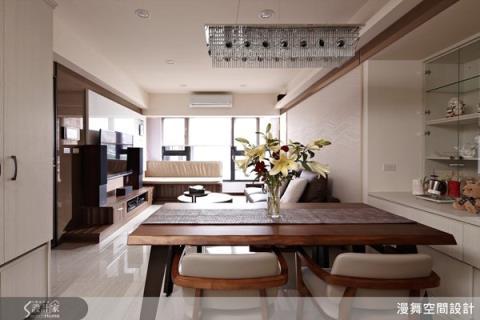 三房兩廳的創意設計提案,一起打造未來的新家