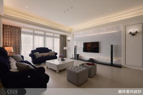 保留優雅的現代新古典 打造大器小豪宅